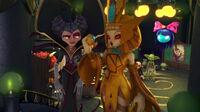 S1E6 Kaossandra Golden Queen Kaos Glumshanks Dreamcatcher