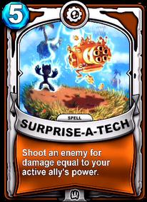 Surprise-A-Techcard