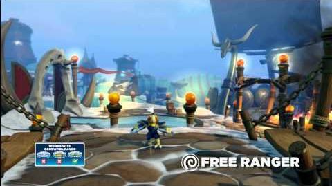 Meet the Skylanders Free Ranger