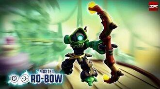 Skylanders Imaginators- Ro-Bow -Skylanders Sensei-