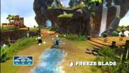 Skylanders Swap Force - Meet the Skylanders - Freeze Blade (Keeping It Cool)