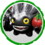 Dark Food Fight Icon