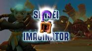 Official Skylanders Imaginators Meet Master Aurora