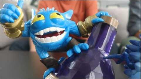 Official Skylanders SWAP Force - Skylander Countdown TV-Trailer (Deutsch German)