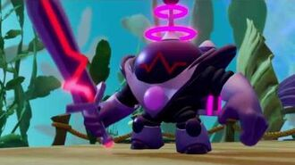 Skylanders Imaginators BLASTER-TRON Sensei Shrine Cut-Scene