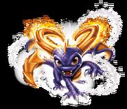 Mega Ram Spyro Transparent Render