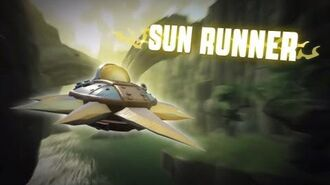 Skylanders SuperChargers - Sun Runner Preview