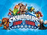 Los posters de Skylanders - Trap team