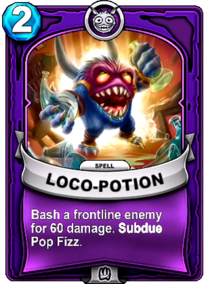 Loco-Potioncard