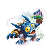 Pop Fizz Transparent Render