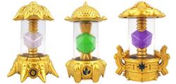 Cristales Legendary