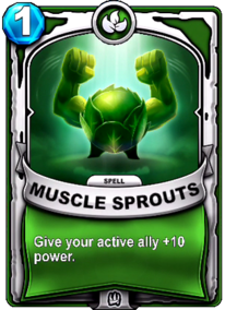 Muscle Sproutscard