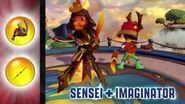 Official Skylanders Imaginators Meet Master Ember