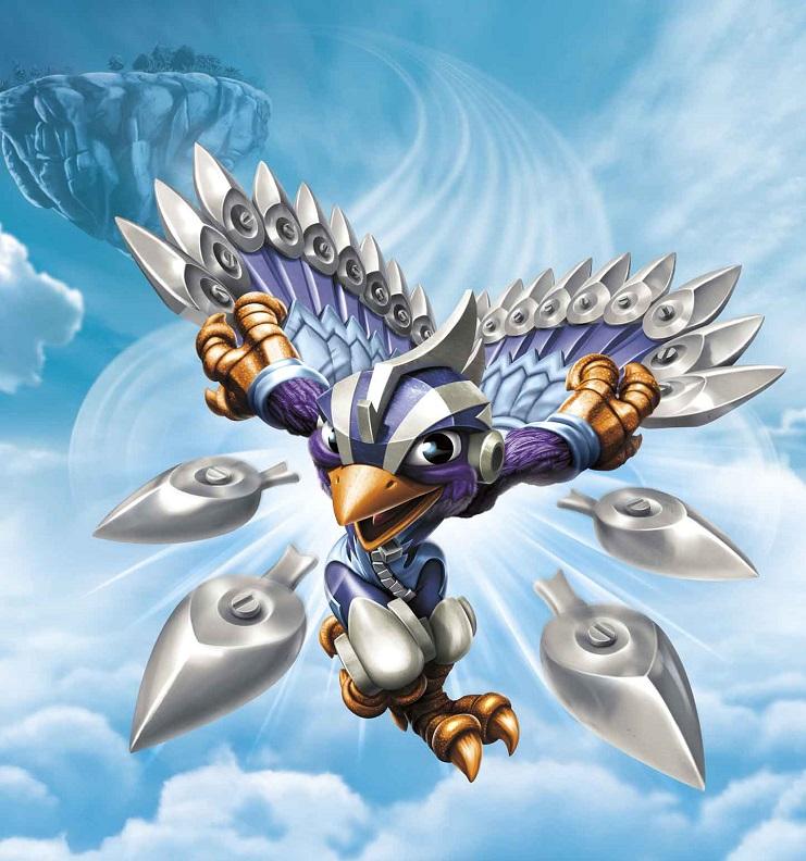 Stormblade Skylanders Wiki Fandom Powered By Wikia