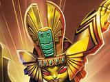 Golden Queen (Skylanders Academy)