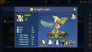 RoH Awakened Knight Light