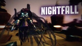 Skylanders SuperChargers - Nightfall Soul Gem Preview (Dark and Dangerous)