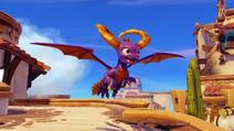 Spyro en juego 5