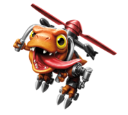 Villains 0017 CHOPPER skylanders