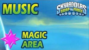 ♪♫ Magic Elemental Area Skylanders SWAP Force Music-0