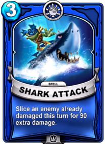 Shark Attackcard