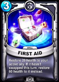 First Aidcard