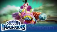 Meet Painyatta l Skylanders Imaginators l Skylanders