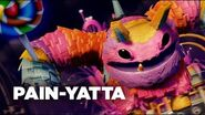 "Official Skylanders Trap Team ""Meet the Villains Pain-Yatta"" Trailer"