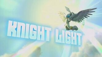 Skylanders Trap Team - Knight Light's Soul Gem Preview (See the Light)