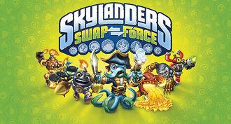 Slider Swap Force
