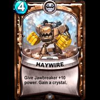 Haywirecard