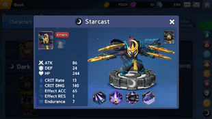 RoH Awakened Starcast