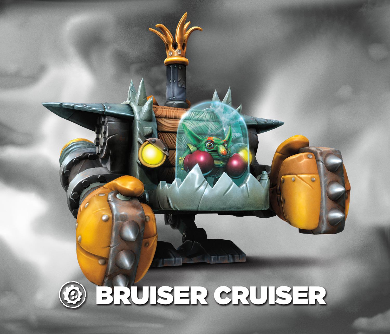 Bruiser cruiser villain skylanders wiki fandom powered by wikia - Images skylanders ...