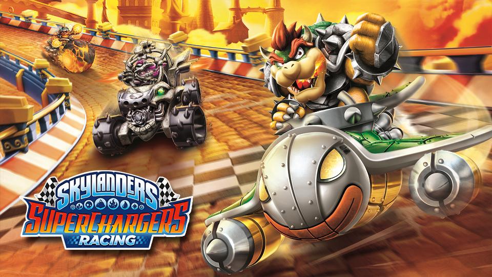 Skylanders: SuperChargers Racing | Skylanders Wiki | FANDOM