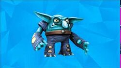 ♪♫ CHILL BILL - Villain Theme Skylanders Trap Team Music