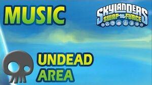 ♪♫ Undead Elemental Area Skylanders SWAP Force Music