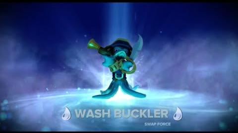 "Meet the Skylanders - Wash Buckler ""Eight Legs and No Pegs!"" Official Trailer"