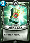 Juice Box Animated