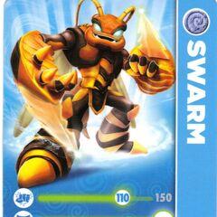 Carta de Swarm