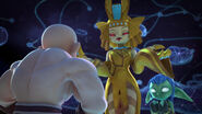 S1E6 Mind Space Stealth Elf Golden Queen Kaos