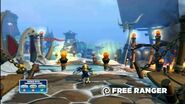 Skylanders Swap Force - Meet the Skylanders - Free Ranger (Whip Up a Storm)