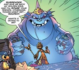 The Gulper comic