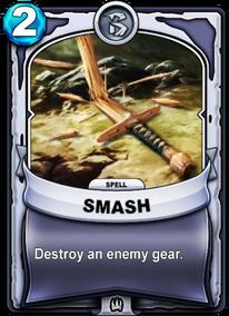 Smashcard