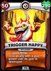Custom Mods - Special Abilitycard