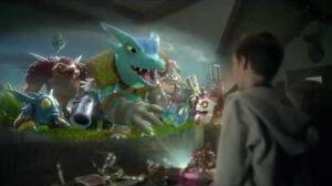 """Tráiler Oficial de Skylanders Trap Team """"El Descubrimiento"""" l Skylanders Trap Team l Skylanders"""