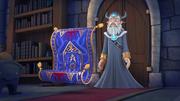 Carpet from Aladdin in Skylanders