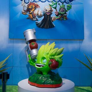E3 2014 - Skylanders Trap Team - 3