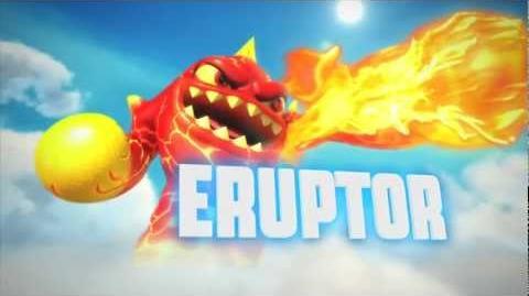 "Meet The Skylanders LC Eruptor ""Born To Burn!"" Official Trailer"