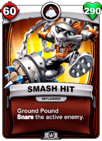 Ground Pound - Habilidad especialcard