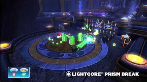 Meet the Skylanders LightCore Prism Break-0